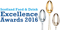 Scottish Food & Drink Excellence Awards 2016 Winner | Daniel Sherry | Eden Mill St Andrews