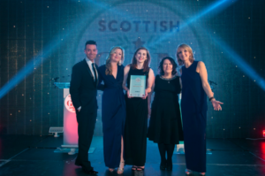 Scottish Gin Awards Eden Mill