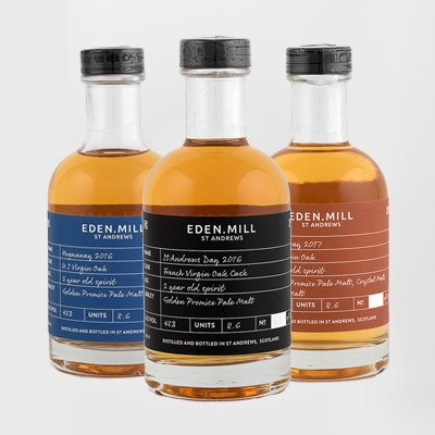 Spirit Drinks | Eden Mill Distillery St Andrews