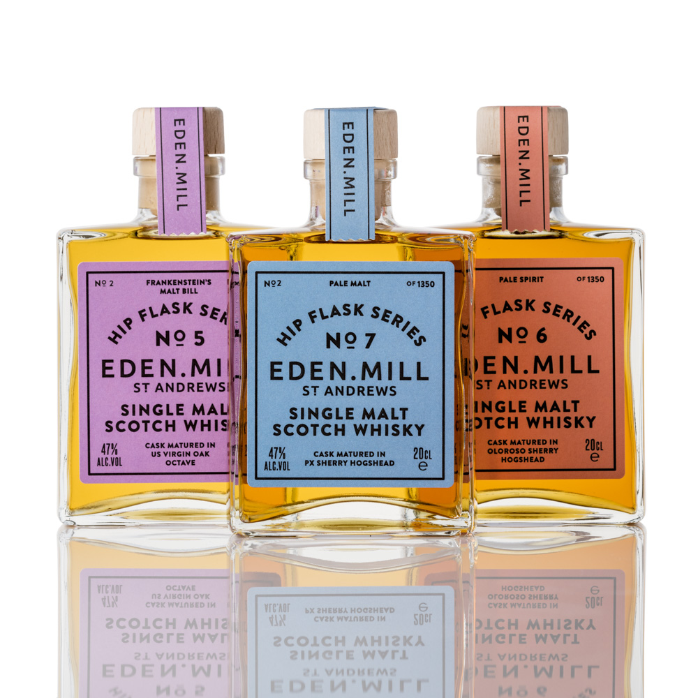 Hip Flask Series | Eden Mill Distillery St Andrews
