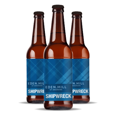 Shipwreck IPA (12x500ML) | Eden Mill Distillery St Andrews