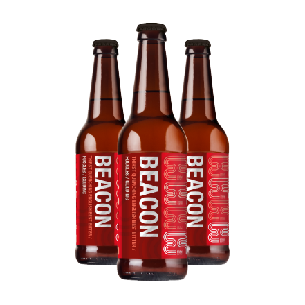 Beacon 500ML Beer by Eden River Brew Co. (Case of 12) | Eden Mill Distillery St Andrews