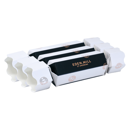 Gin Miniature Christmas Crackers (Box of 6) | Eden Mill Distillery St Andrews