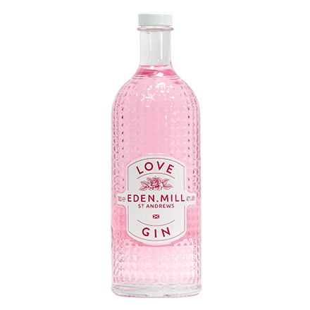 Love Gin 70CL - In support of The Drinks Trust | Eden Mill Distillery St Andrews