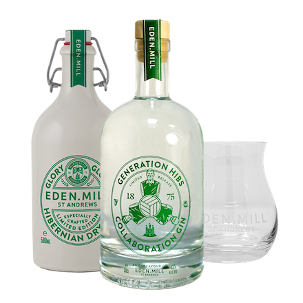 Hibernian Football Club Gin Bundle | Eden Mill Distillery St Andrews
