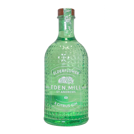 Elderflower & Citrus Gin, Seasonal 50CL | Eden Mill Distillery St Andrews