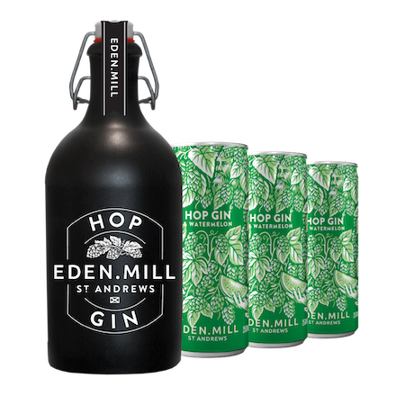 Hop Gin & Pre-mixed Can Bundle | Eden Mill Distillery St Andrews
