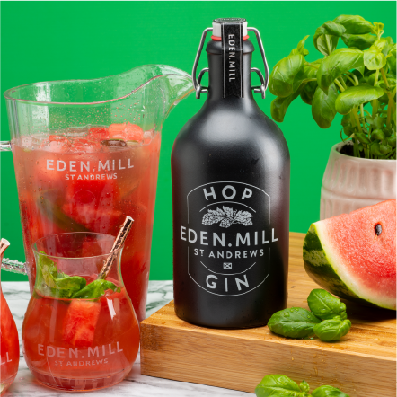 Hop Gin Basil Smash Bundle | Eden Mill Distillery St Andrews