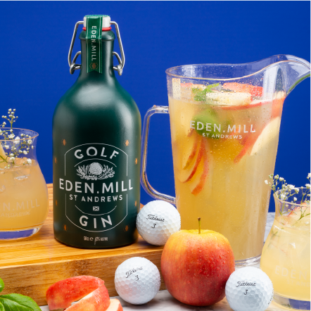 Golf Gin G&Tee Bundle | Eden Mill Distillery St Andrews