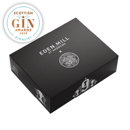9 Gins of Celtic - Collaboration with Celtic Football Club | Eden Mill Distillery St Andrews