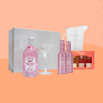 Share The Love Bundle | Eden Mill Distillery St Andrews