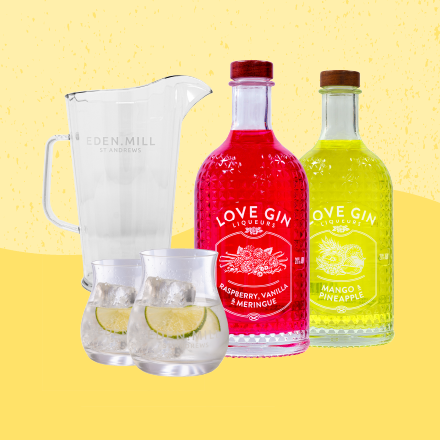 Sun, Sea and Sangria Bundle | Eden Mill Distillery St Andrews