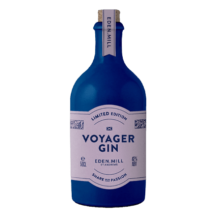 Voyager Gin, 50CL ceramic | Eden Mill Distillery St Andrews