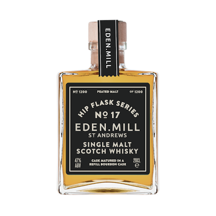 Hip Flask Series No 17 | Eden Mill Distillery St Andrews