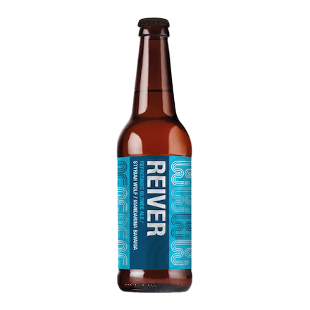Reiver 500ML Beer by Eden River Brew Co. (Case of 12) | Eden Mill Distillery St Andrews