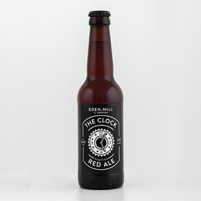 The Clock Red Ale | Eden Mill Distillery St Andrews
