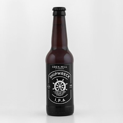 Shipwreck IPA Bottles | Eden Mill Distillery St Andrews