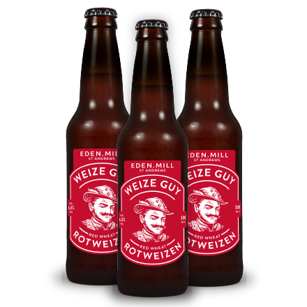 Weize Guy Beer (12 Case) | Eden Mill Distillery St Andrews