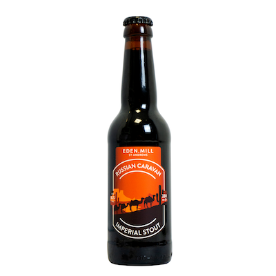 Russian Caravan Imperial Stout | Eden Mill Distillery St Andrews