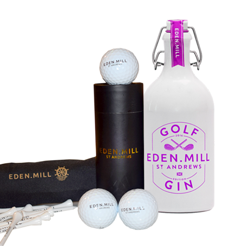 Eden Mill Golf Bundle | Eden Mill Distillery St Andrews