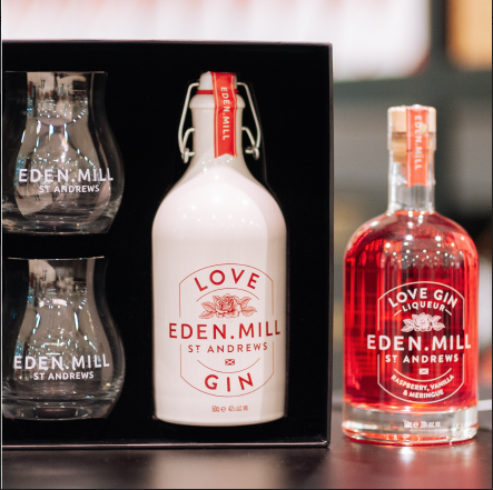 Love Gin Bundle | Eden Mill Distillery St Andrews