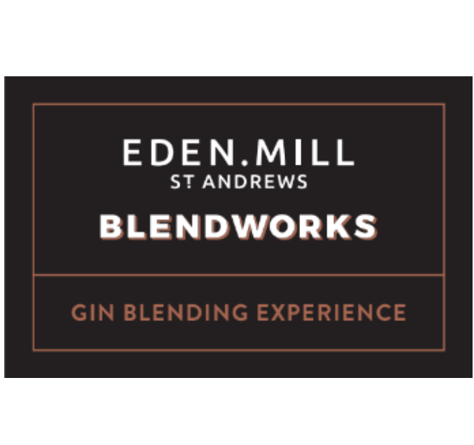 Blendworks St Andrews Gift Voucher | Eden Mill Distillery St Andrews