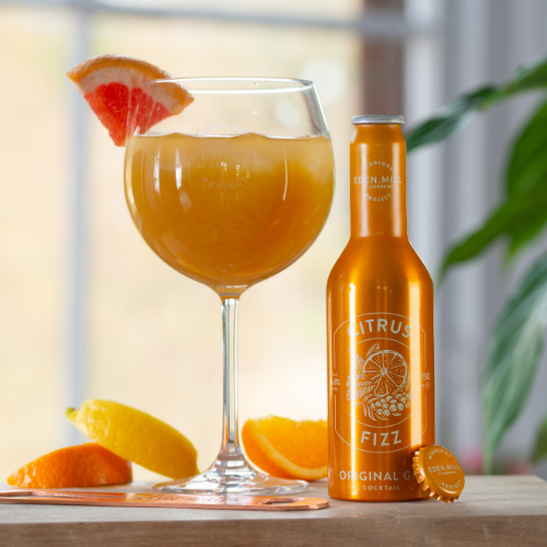 Citrus Fizz | Eden Mill Distillery St Andrews