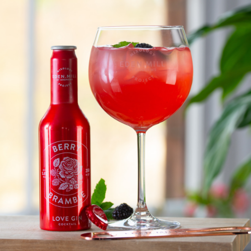 Berry Bramble Love Gin Cocktail (12 Pack) | Eden Mill Distillery St Andrews