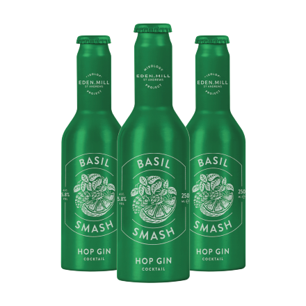 Basil Smash (12 pack) | Eden Mill Distillery St Andrews