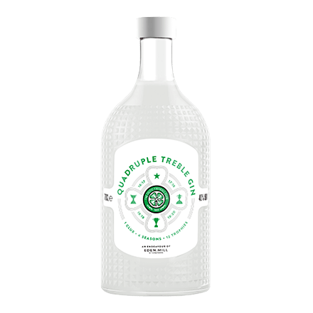 Celtic Quadruple Treble Gin | Eden Mill Distillery St Andrews