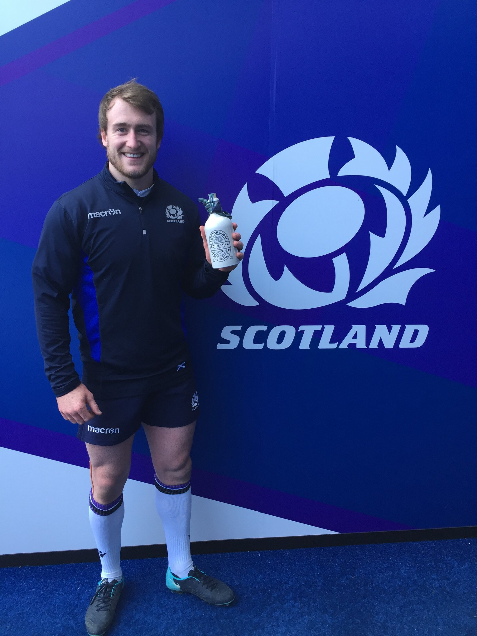 Scottish Rugby Gin Bundle | Eden Mill Distillery St Andrews