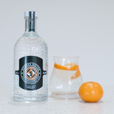 Dundee United Collaboration Gin   Eden Mill Distillery St Andrews