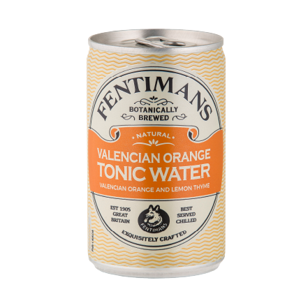 Fentimans Valencian Orange 150ml Can | Eden Mill Distillery St Andrews