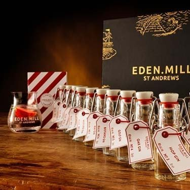12  Gins of Christmas | Eden Mill Distillery St Andrews