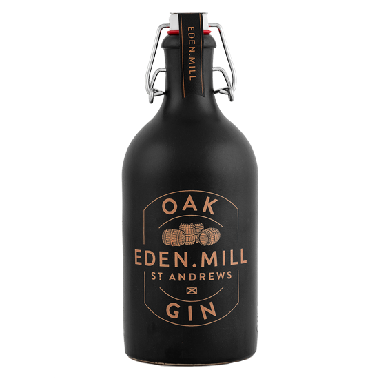 Oak Gin, Ceramic 50CL | Eden Mill Distillery St Andrews
