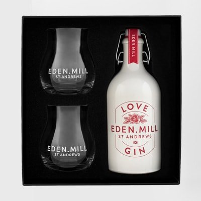 Love Gin Gift Set | Eden Mill Distillery St Andrews