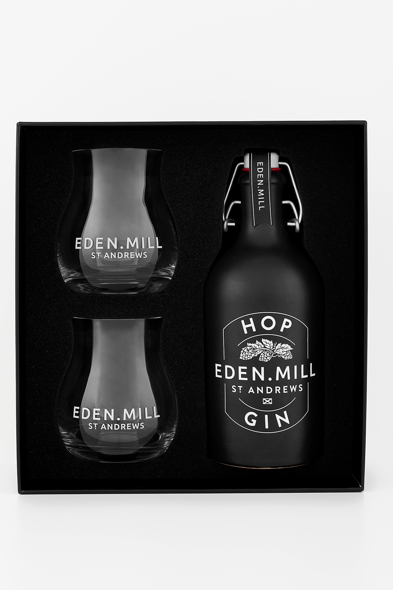 Hop Gin Gift Set | Eden Mill Distillery St Andrews