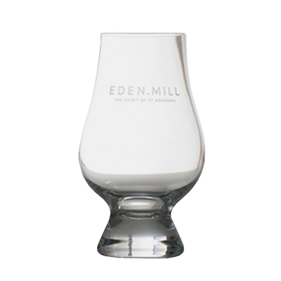 Eden Mill whisky glass | Eden Mill Distillery St Andrews