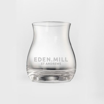Tulip gin glass | Eden Mill Distillery St Andrews