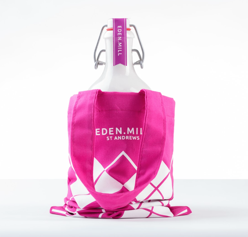 Golf Gin Bag  | Eden Mill Distillery St Andrews
