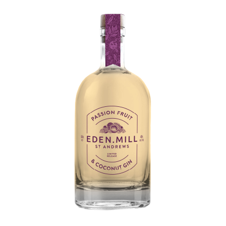 Passionfruit & Coconut Gin | Eden Mill Distillery St Andrews