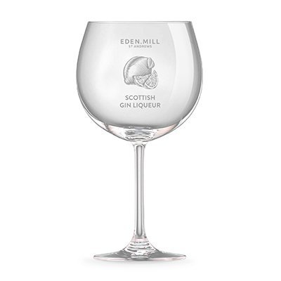 Gin Liqueur Glass - Lemon & Raisin | Eden Mill Distillery St Andrews