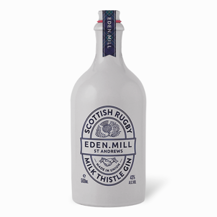 Scottish Rugby Gin 50CL | Eden Mill Distillery St Andrews