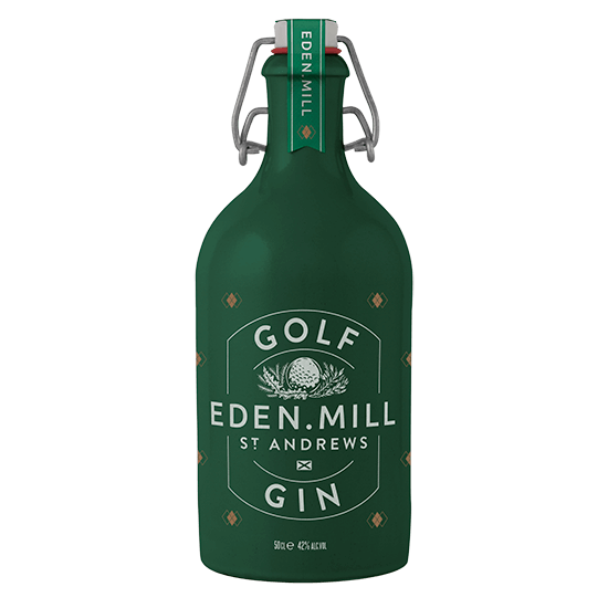 Golf Gin, Ceramic 50CL | Eden Mill Distillery St Andrews
