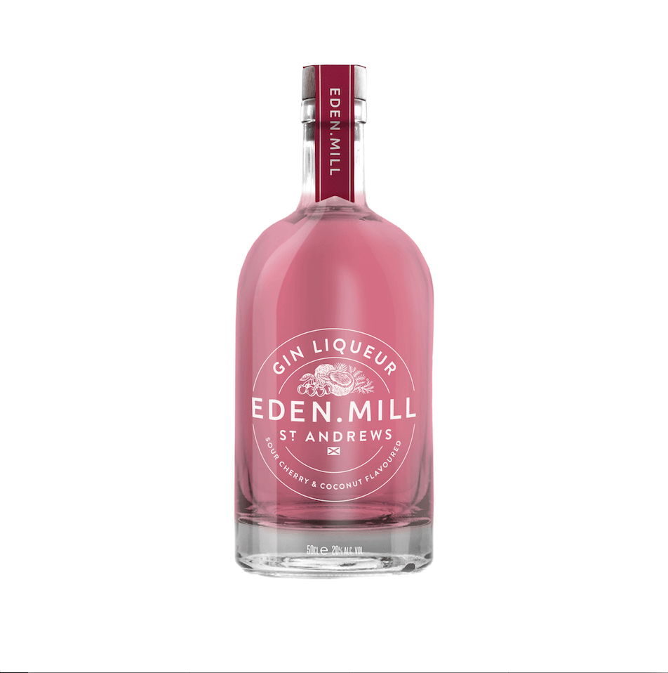 Sour Cherry and Coconut Liqueur | Eden Mill Distillery St Andrews