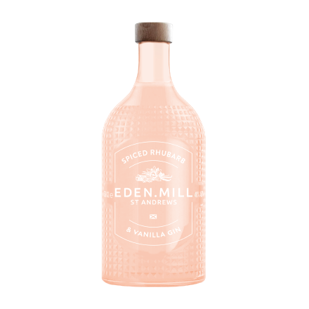 Spiced Rhubarb & Vanilla Gin, Seasonal 50CL | Eden Mill Distillery St Andrews