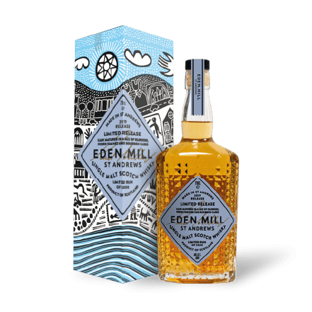 2019 Release Single Malt 70CL | Eden Mill Distillery St Andrews
