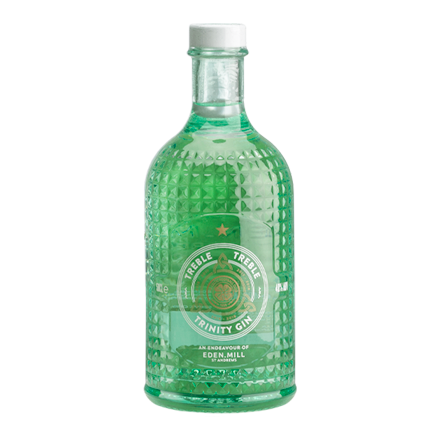 Treble Treble Gin - Collaboration with Celtic Football Club | Eden Mill Distillery St Andrews