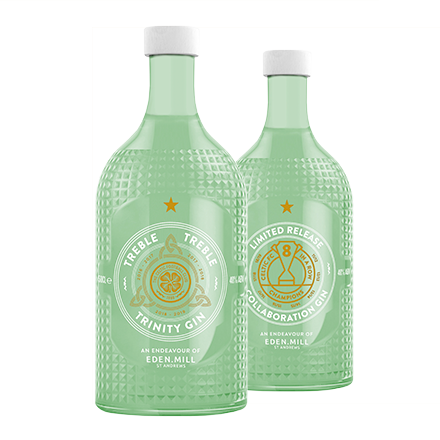 Celtic F.C Gin Bundle | Eden Mill Distillery St Andrews