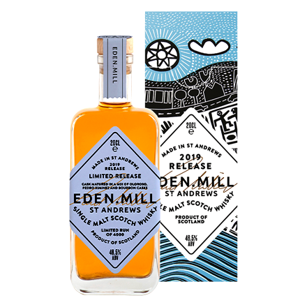 2019 Release 20 CL Single Malt & GlenCairn | Eden Mill Distillery St Andrews